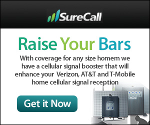 Sure Call Dead Cell Zone Coverage Map Reviews
